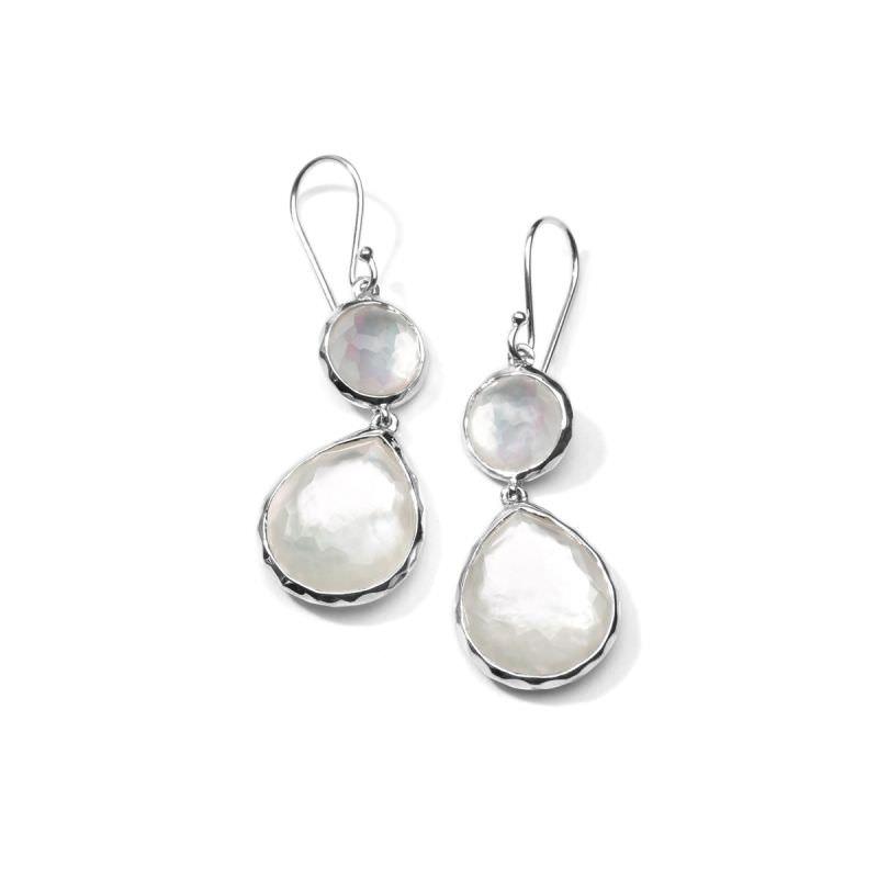 Wonderland Earrings in Sterling Silver Image 1