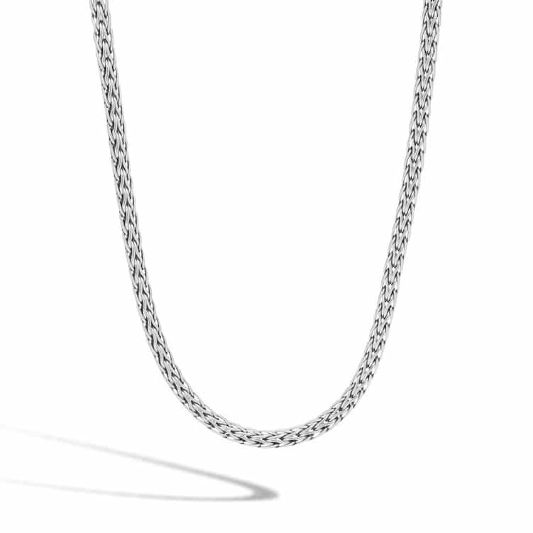 John Hardy Chain Classic Chain Woven Necklace - 3.5 MM Image 1