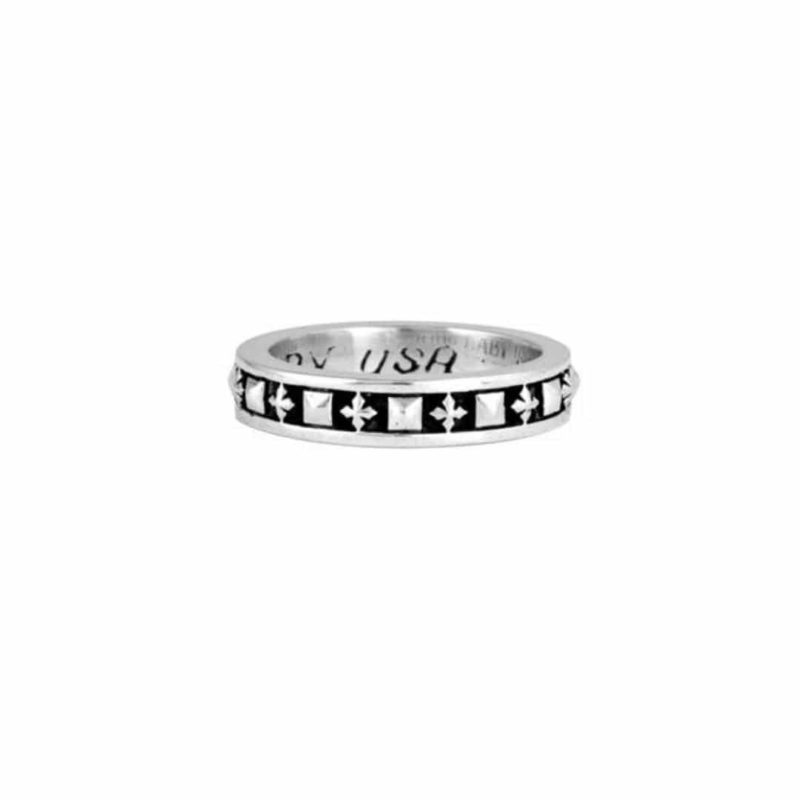 King Baby Stackable Studded Ring Image 1