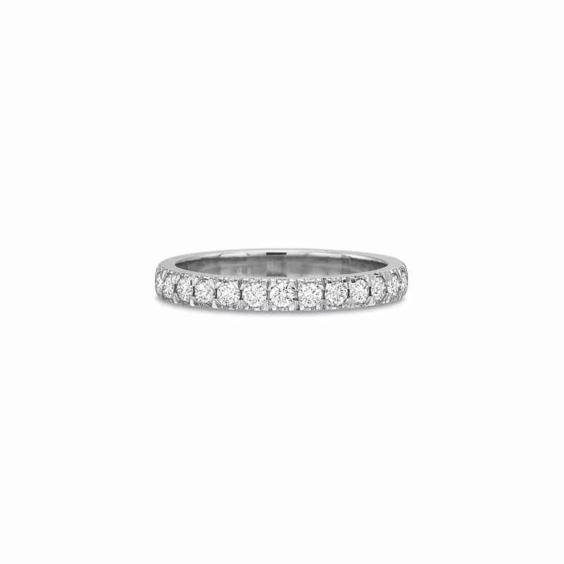 Precision Set New Aiere Wedding Band Image 1