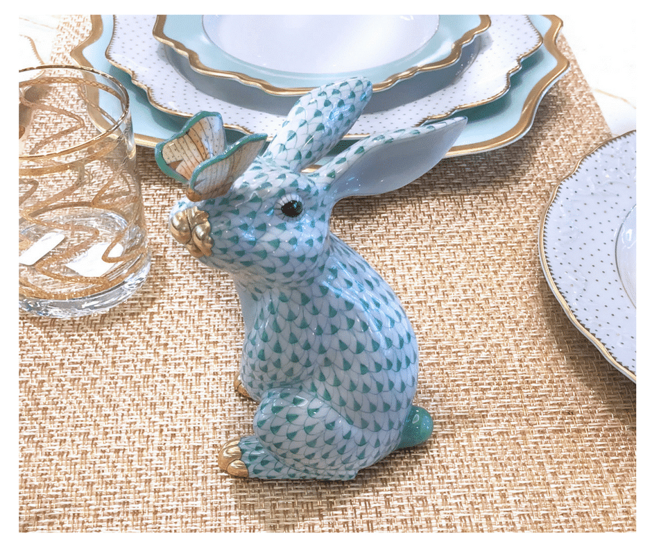 Tableware for the perfect Easter dinner