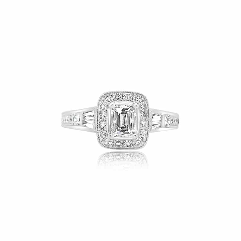Tycoon Tycoon Cut Engagement Ring Image 1