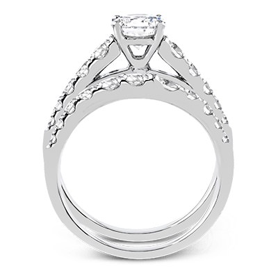 Simon G Engagement Rings Classic Design with Modern Elements Image 2