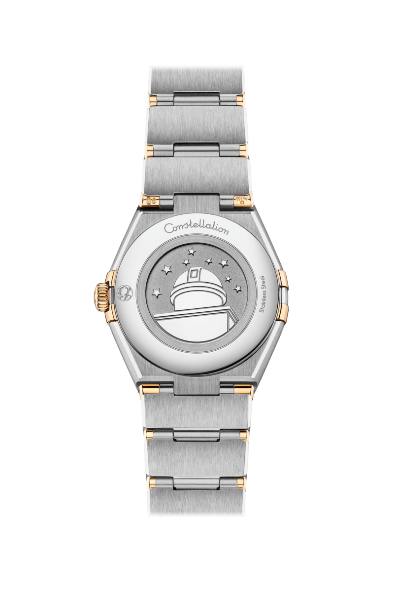 OMEGA Constellation Two-Tone Watch with Diamond Accents Image 2