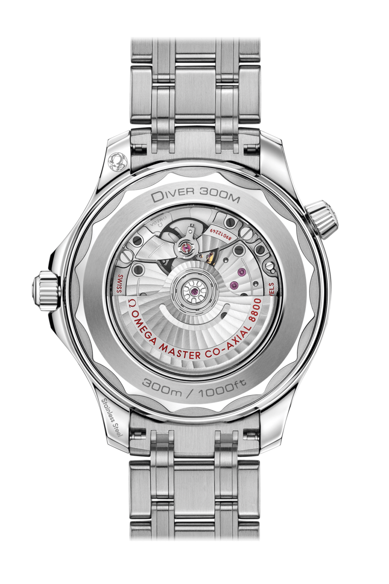 OMEGA Diver 300M Seamaser Steel Co-Axial Chronometer Image 2