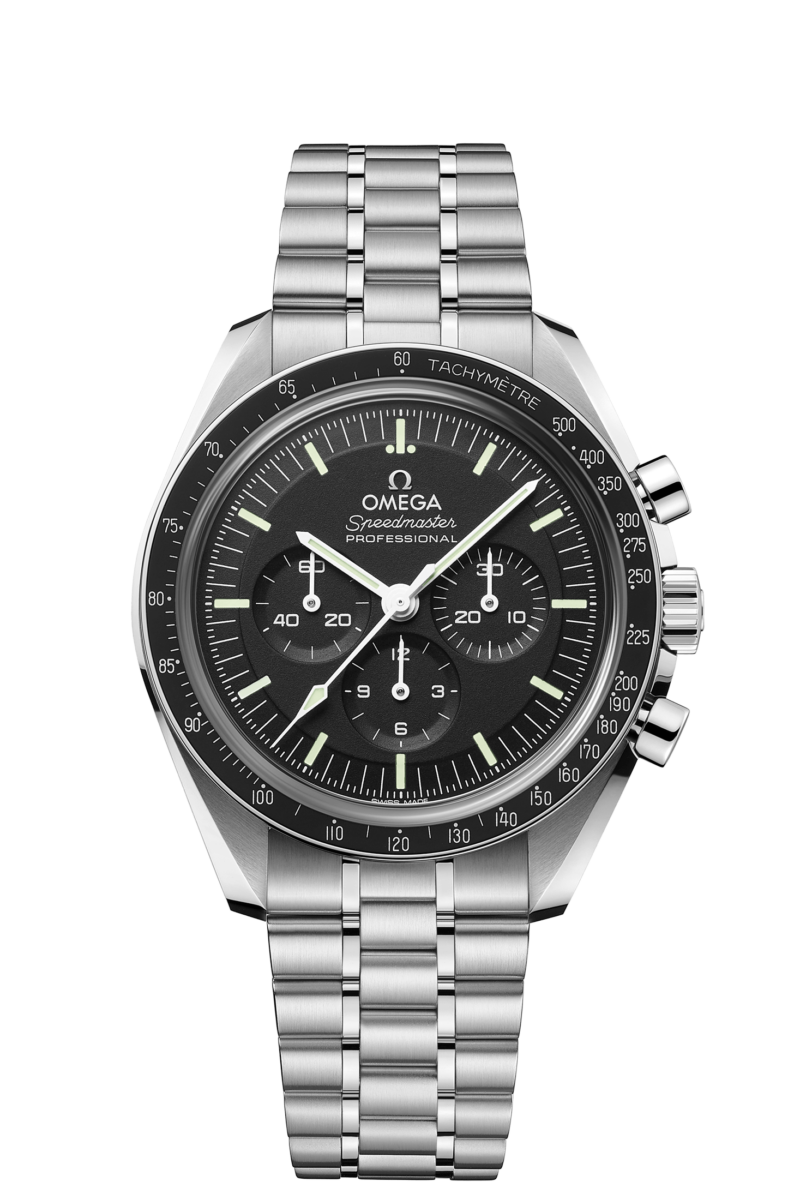 OMEGA Moonwatch Professional Speedmaster Co-Axial Master Chronometer Chronograph Image 1